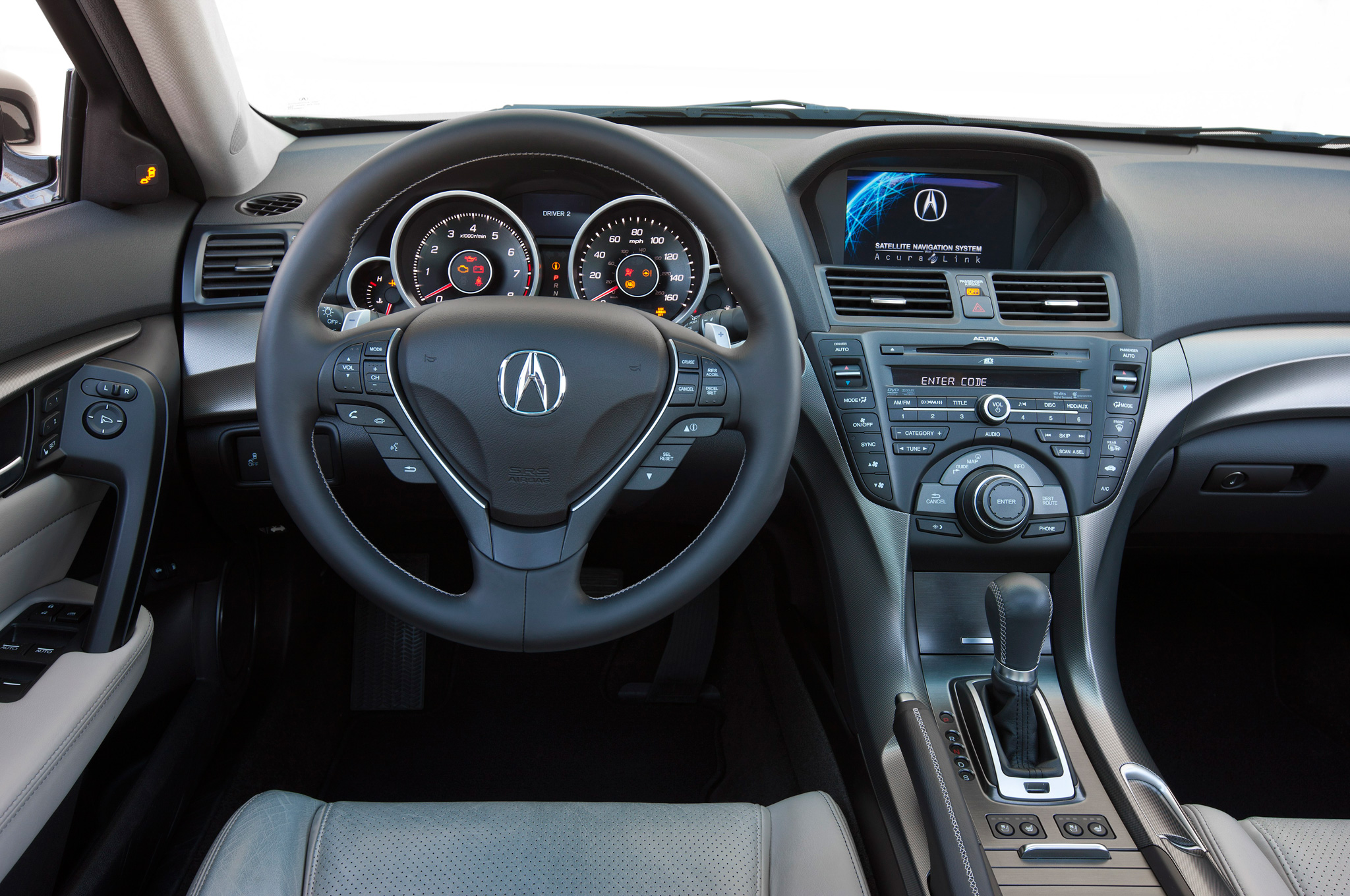 2014 Acura TL Information and photos ZombieDrive