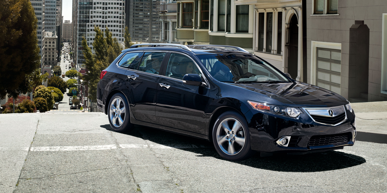 2014 Acura TSX Sport Wagon - Information and photos - ZombieDrive