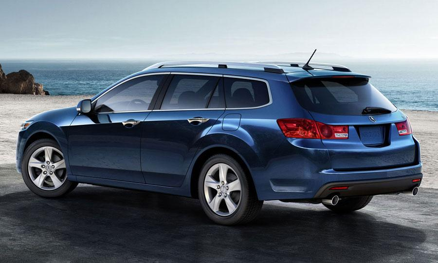 2014 acura tsx sport wagon information and photos zombiedrive. Black Bedroom Furniture Sets. Home Design Ideas