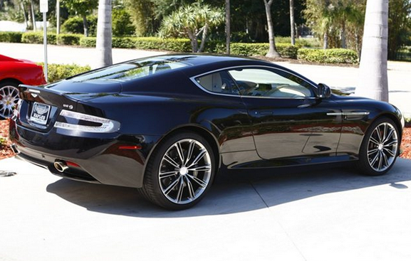 2014 aston martin db9 information and photos zombiedrive. Cars Review. Best American Auto & Cars Review