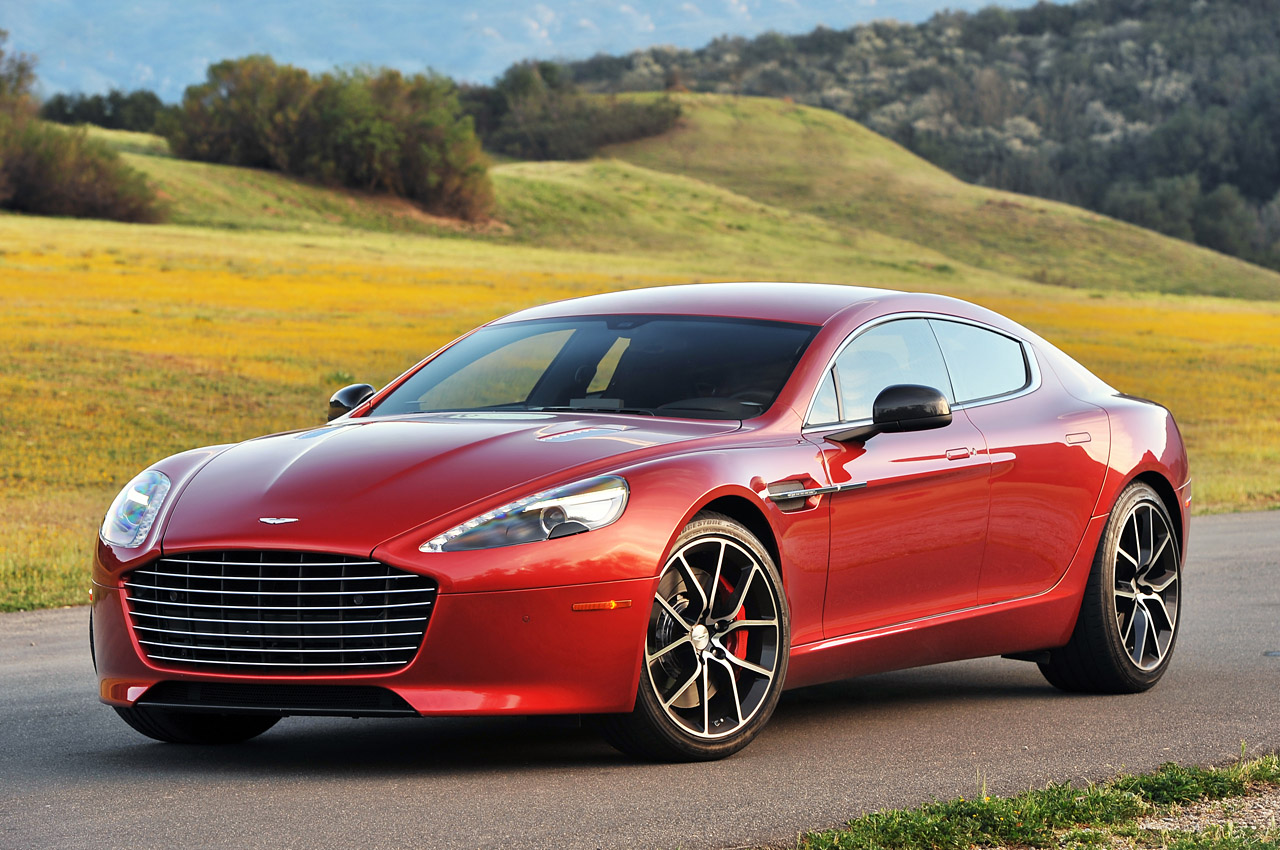 2014 aston martin rapide s information and photos zombiedrive. Black Bedroom Furniture Sets. Home Design Ideas