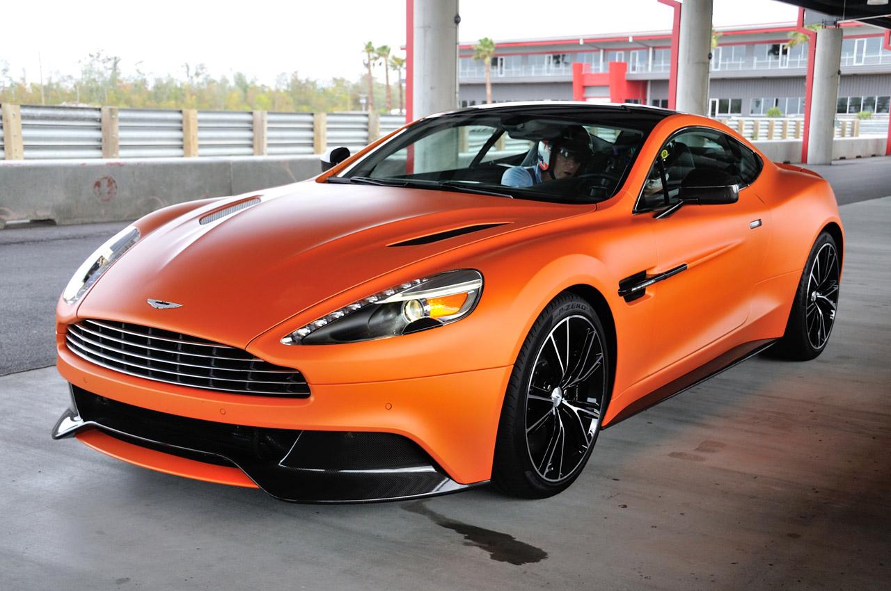 Aston Martin Vanquish  20 Aston Martin Vanquish 2014