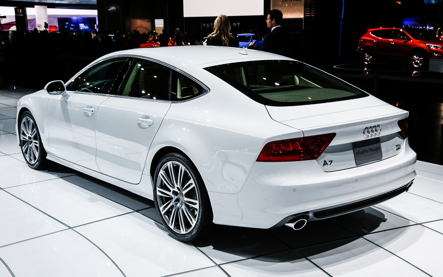 2014 audi a7 information and photos zombiedrive. Black Bedroom Furniture Sets. Home Design Ideas