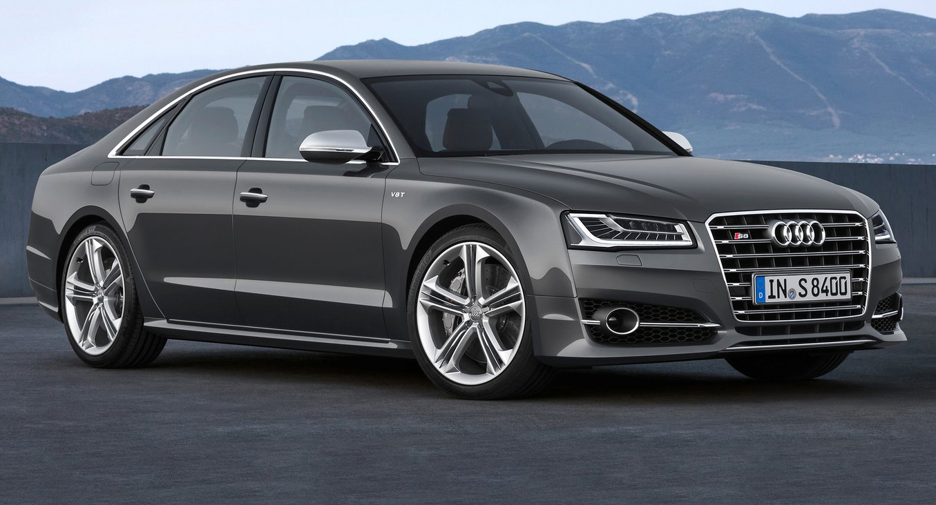 2014 audi a8 information and photos zombiedrive. Black Bedroom Furniture Sets. Home Design Ideas