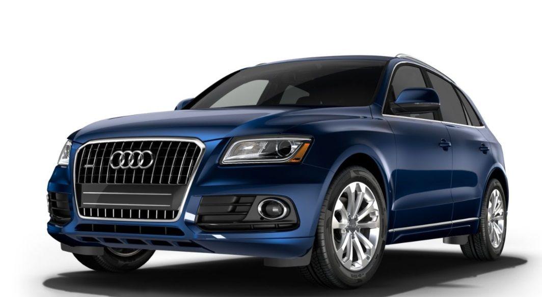 Audi Q >> 2014 AUDI Q5 - Image #11