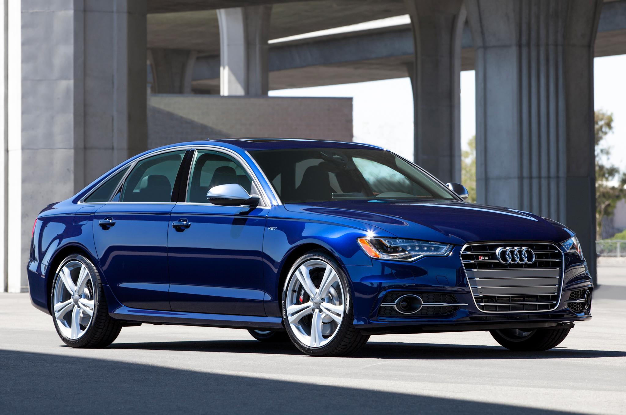 2014 Audi S6 Image 1