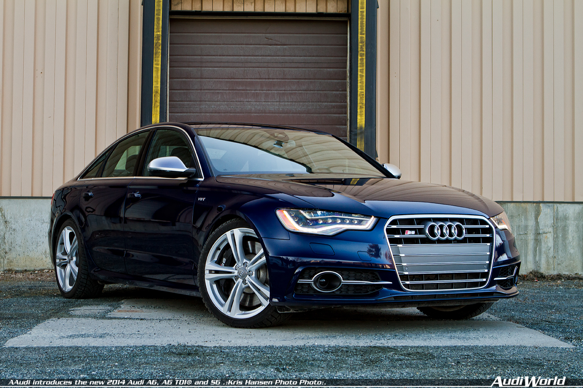 2014 Audi S6 Image 12