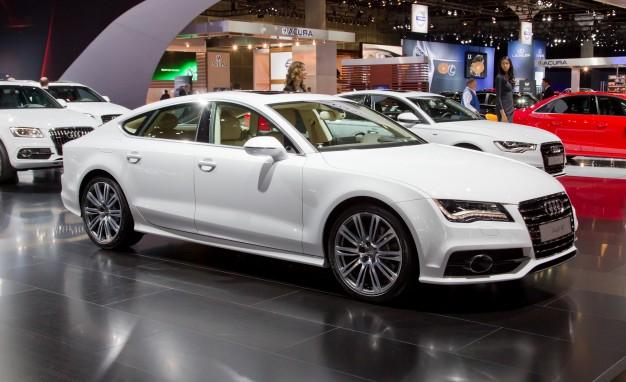 2014 Audi S7 Image 10
