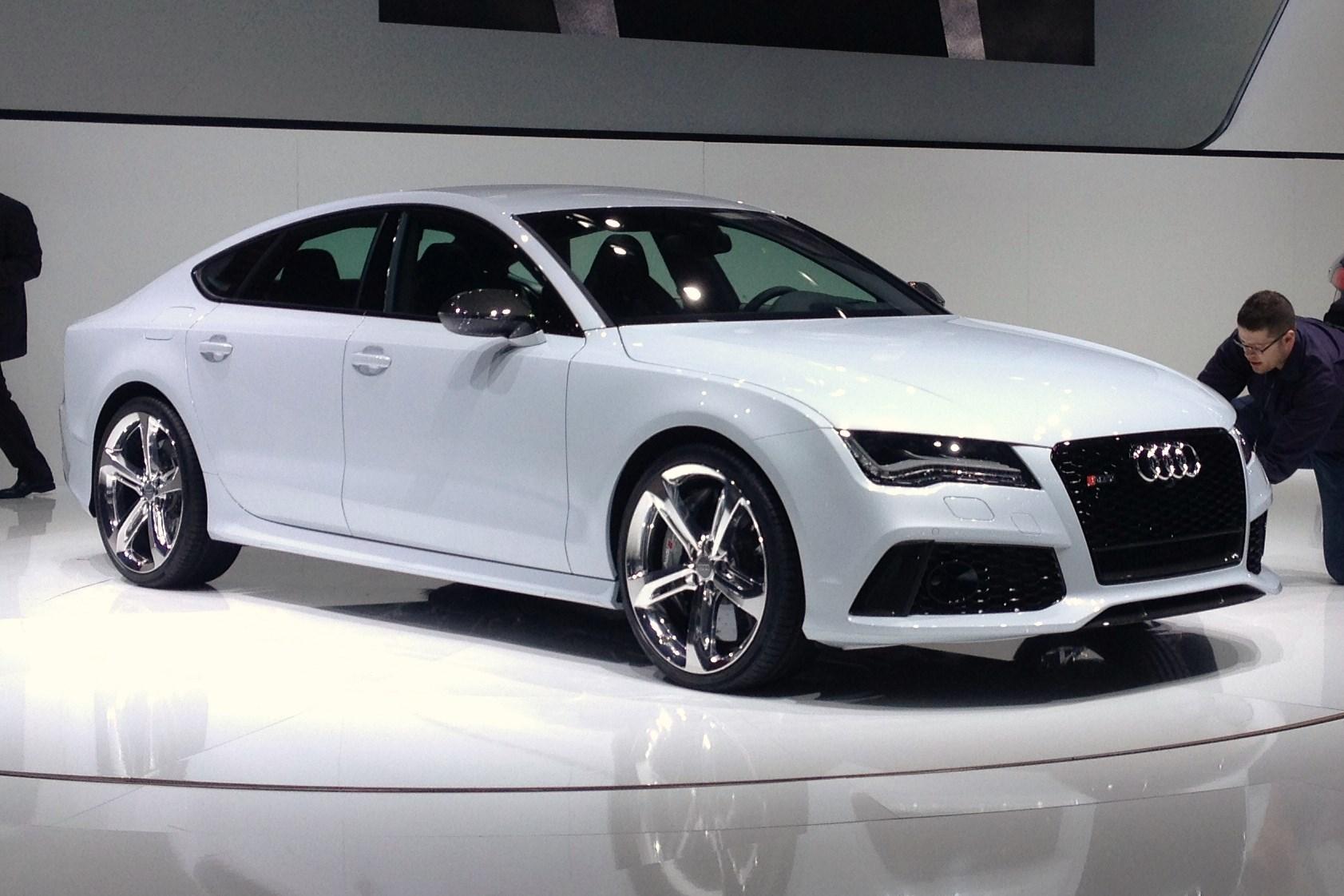 2014 Audi S7 Image 12