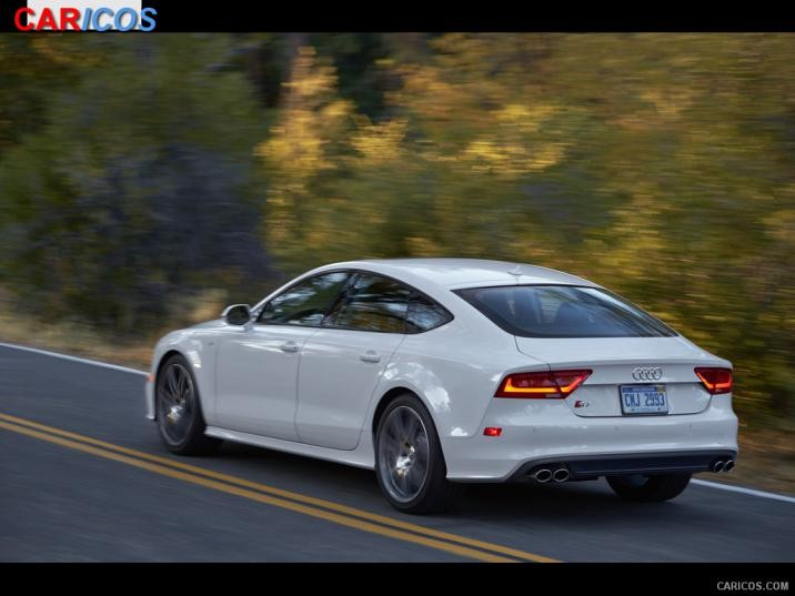 2014 Audi S7 Image 2