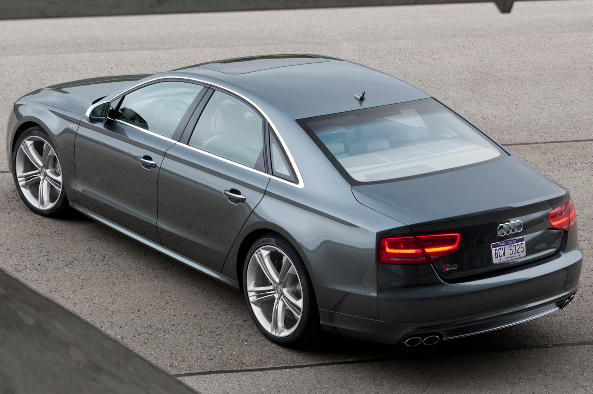 2014 audi s8 information and photos zombiedrive. Black Bedroom Furniture Sets. Home Design Ideas