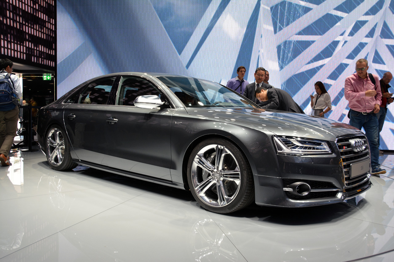 2014 Audi A8 Expert Reviews Specs and Photos  Carscom