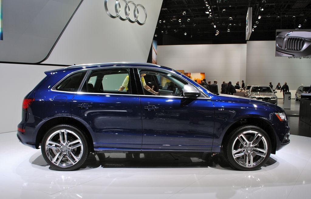 2014 Audi Sq5 Image 1