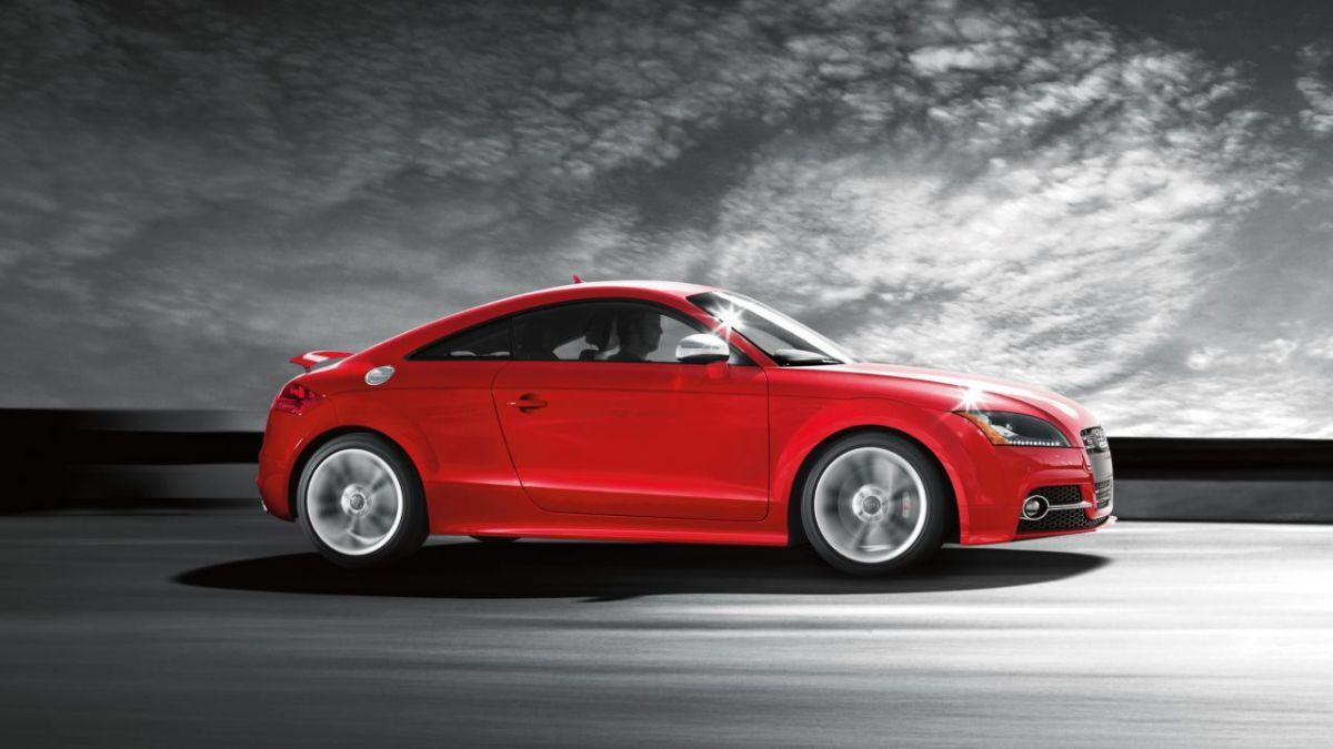 2014 Audi Tts Image 4