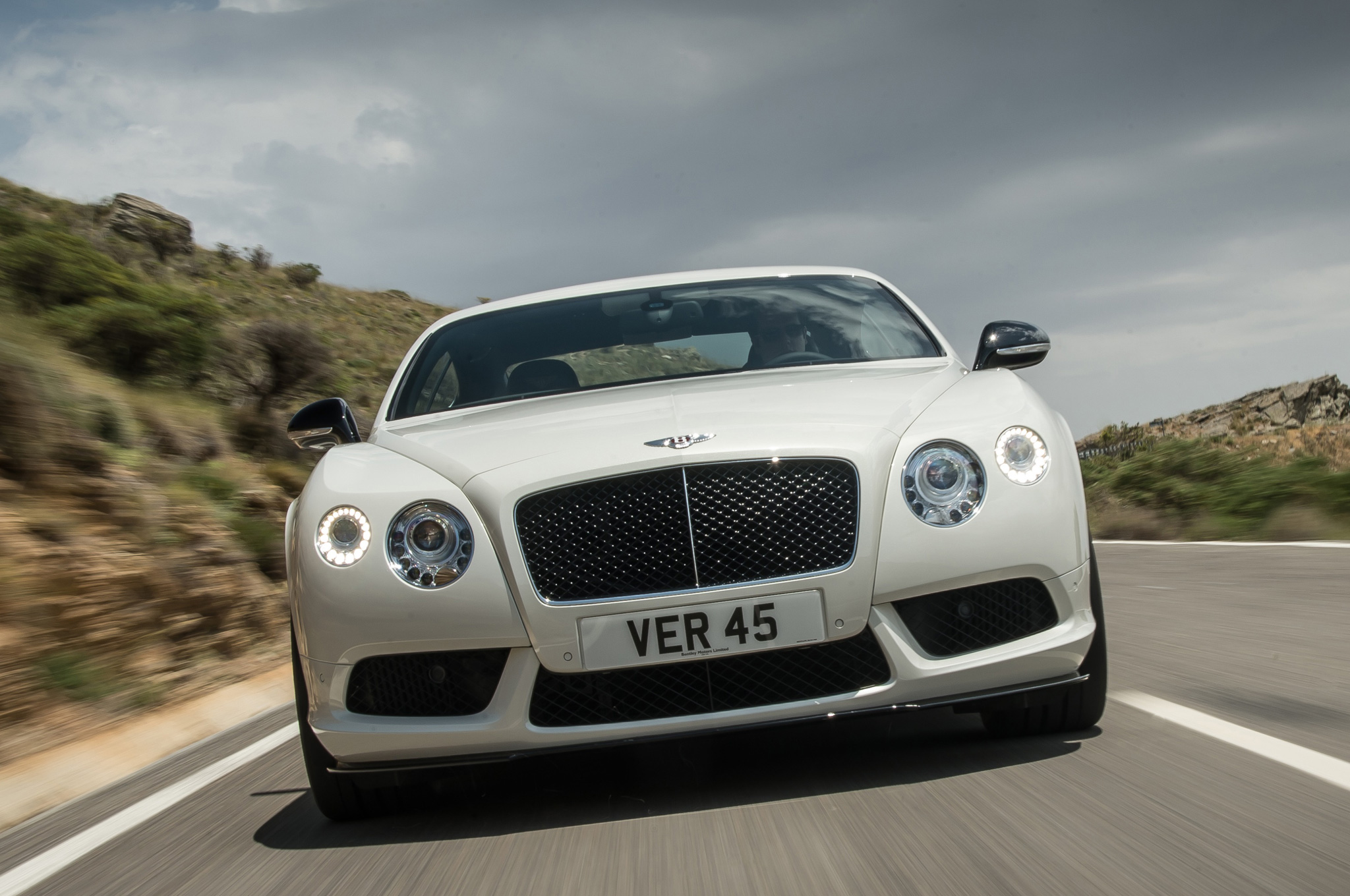 2014 Bentley Continental Gt Image 10