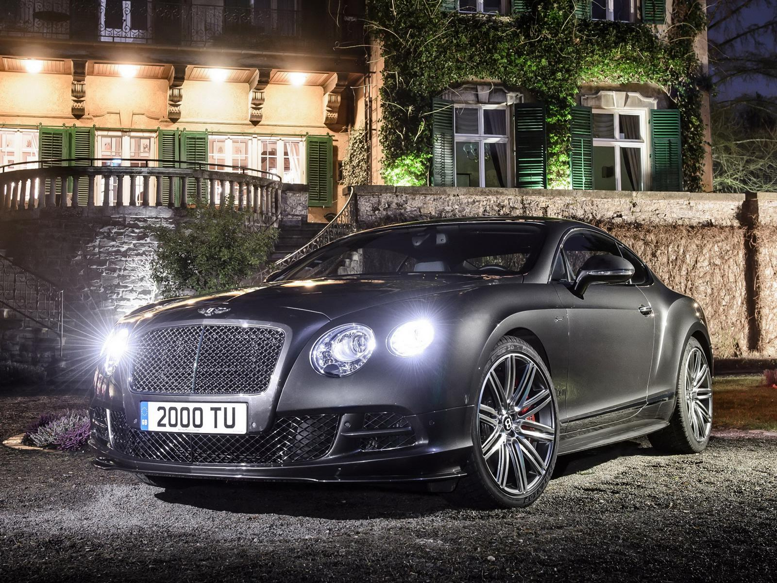 2014 Bentley Continental GT Speed #13