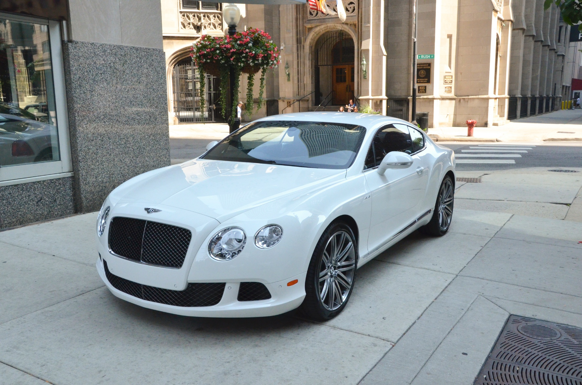 Bentley Continental GT Speed #17