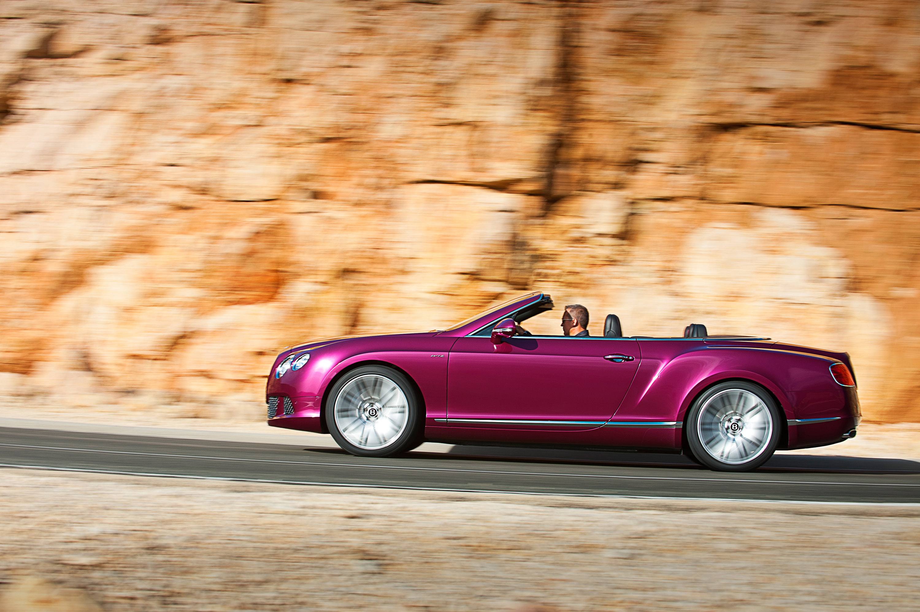 Bentley Continental GT Speed Convertible #15