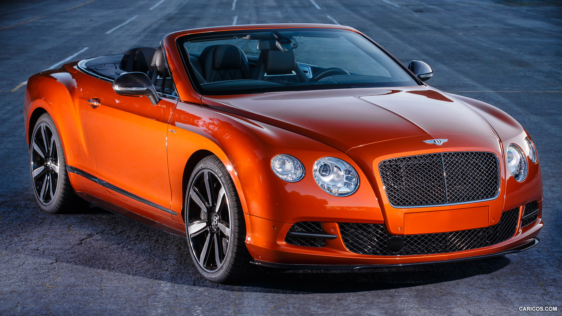 Bentley Continental GT Speed Convertible #10
