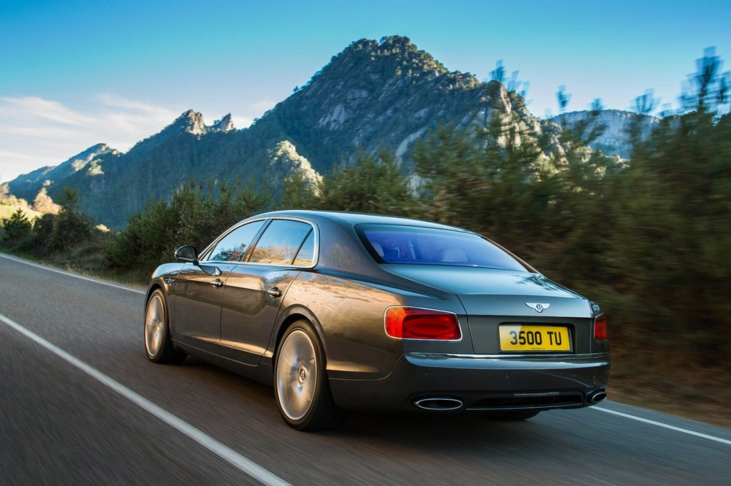 2014 Bentley Flying Spur #10