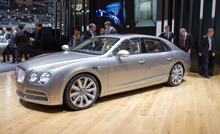 2014 Bentley Flying Spur #9