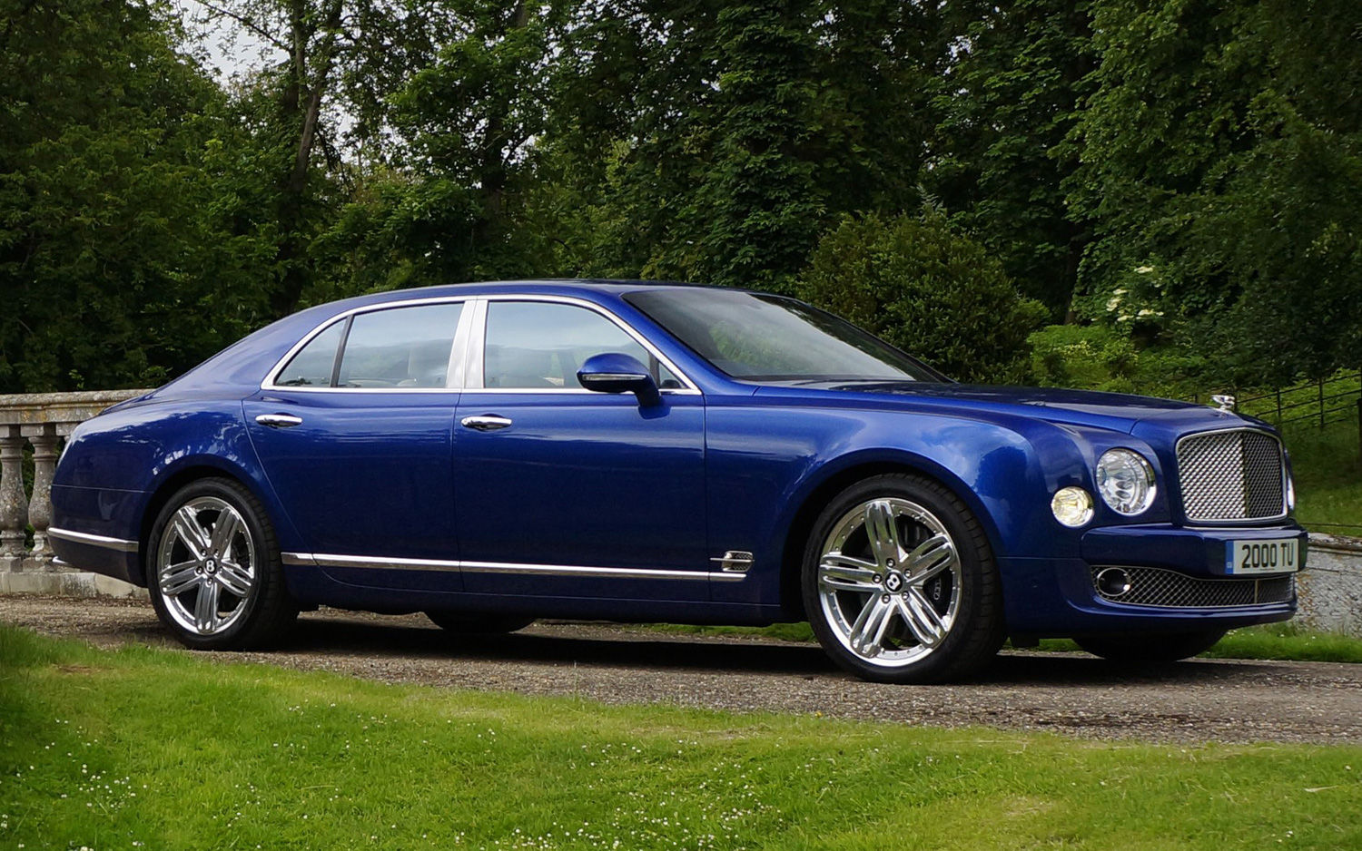 2014 Bentley Mulsanne Information And Photos Zombiedrive