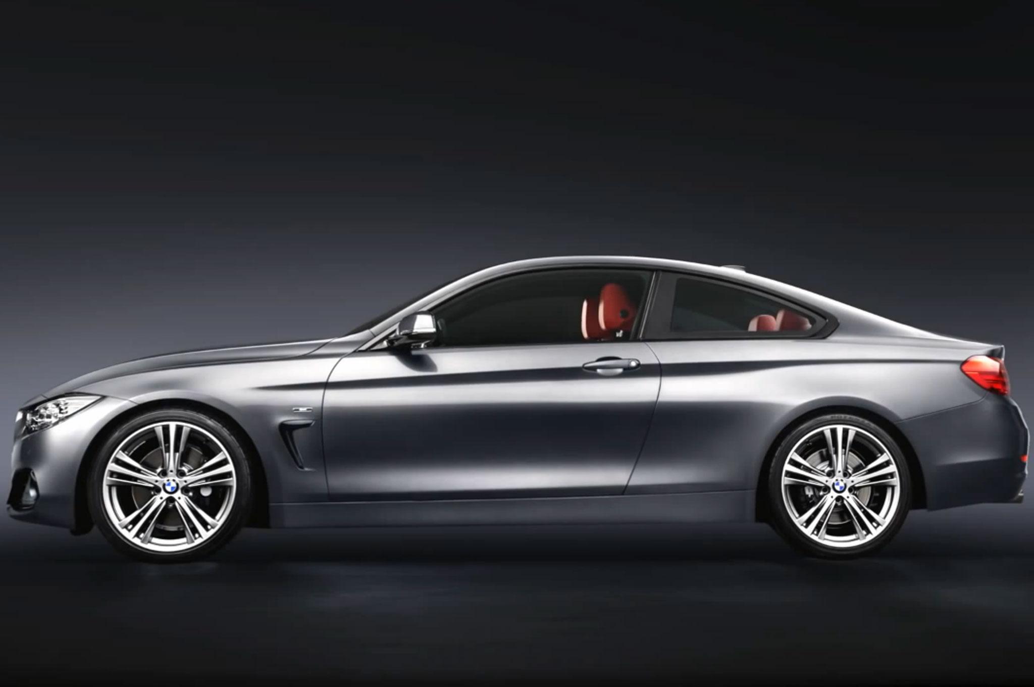 2014 BMW 4 Series 14
