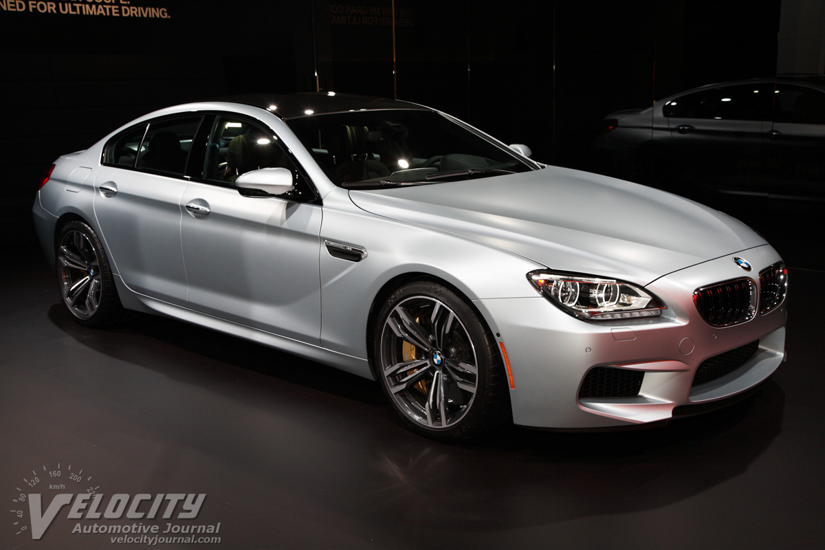 2014 bmw 6 series information and photos zombiedrive. Black Bedroom Furniture Sets. Home Design Ideas