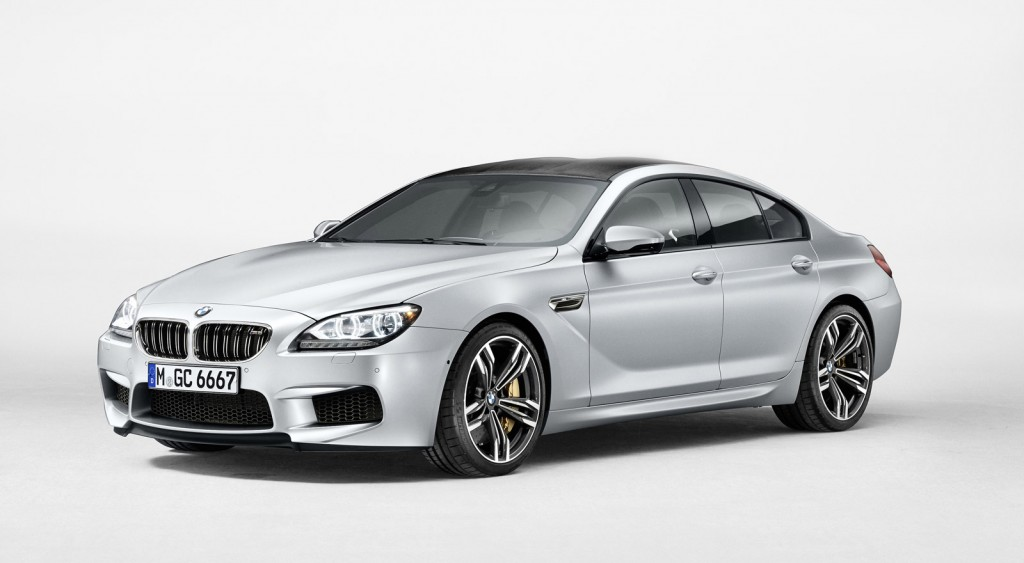 2014 BMW 6 Series Gran Coupe #2