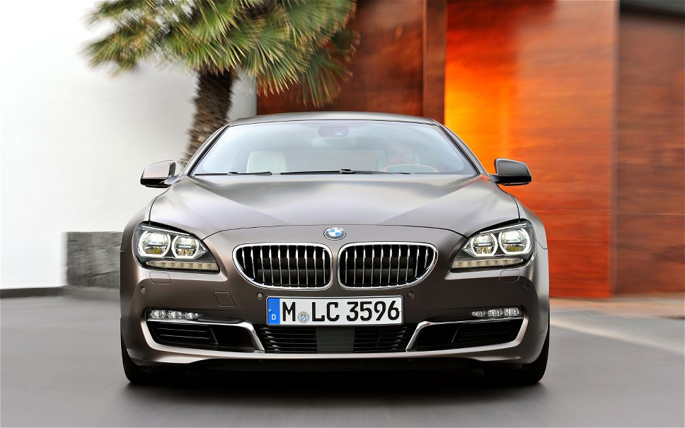 2014 BMW 6 Series Gran Coupe #5