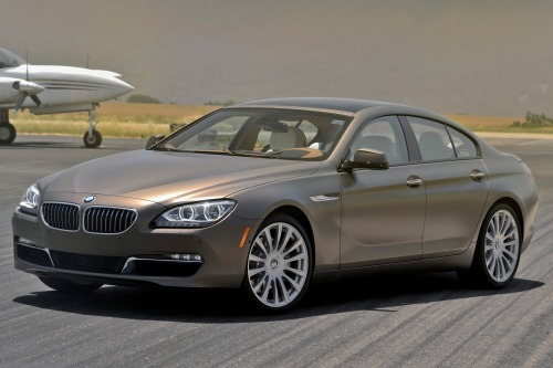 2014 BMW 6 Series Gran Coupe #6