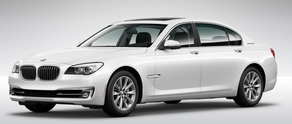 2014 Bmw Activehybrid 7 Image 3