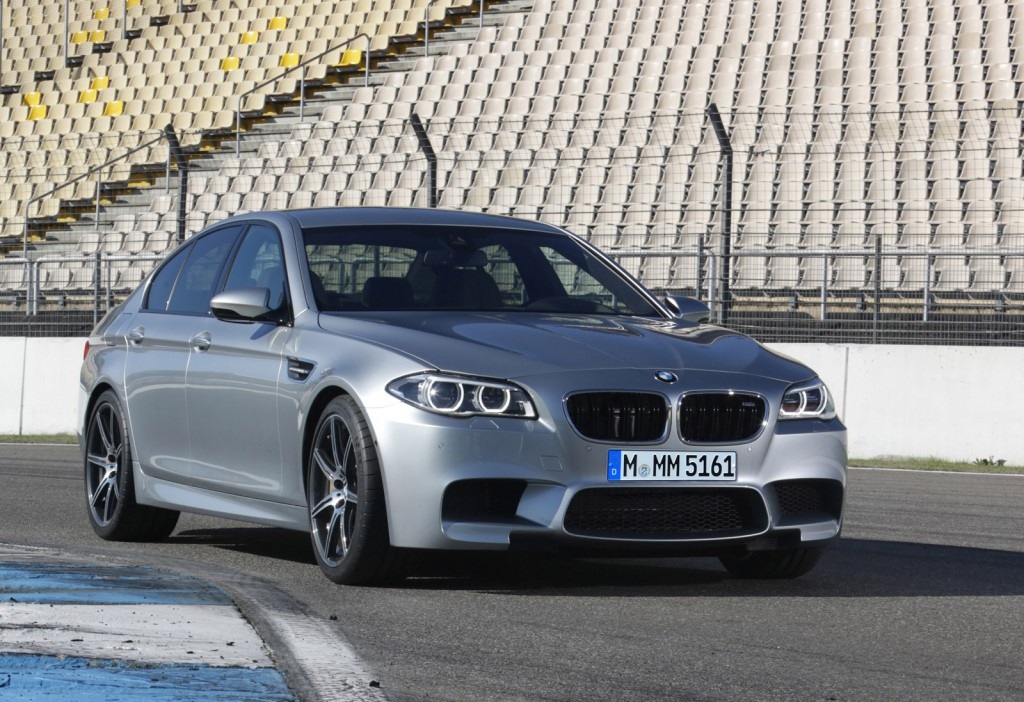 2014 BMW M5 - Information and photos - ZombieDrive
