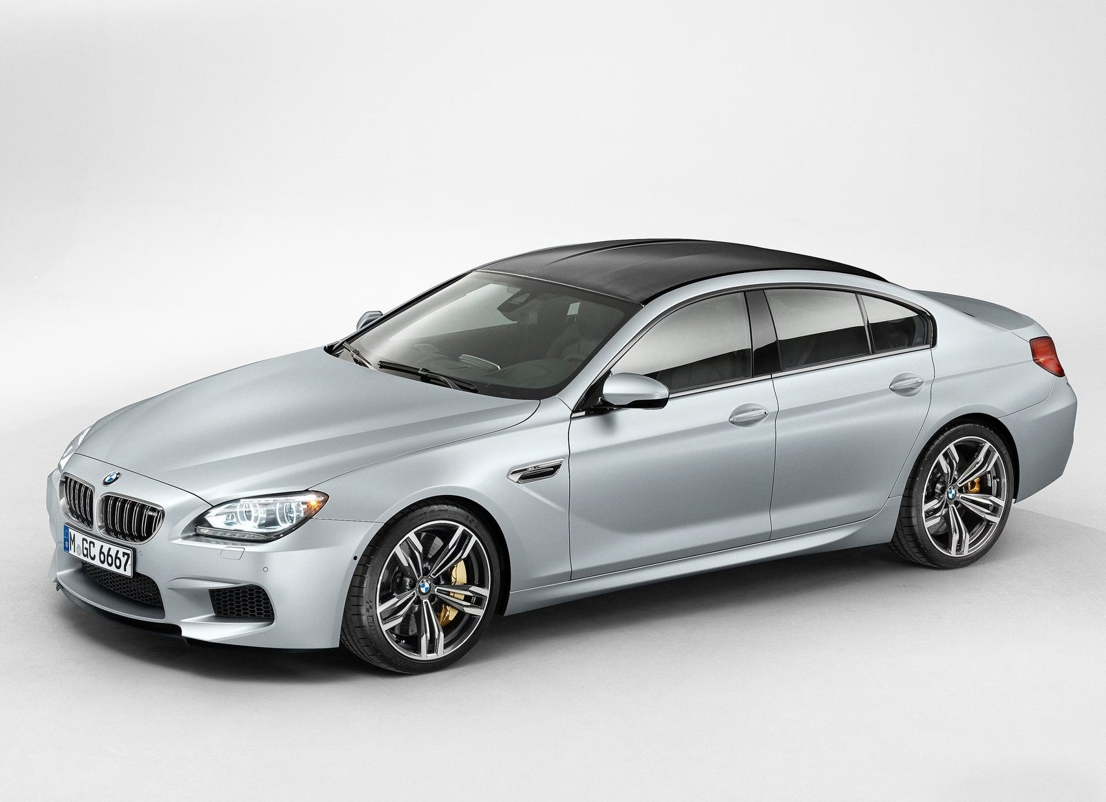 2014 BMW M6 Gran Coupe #8