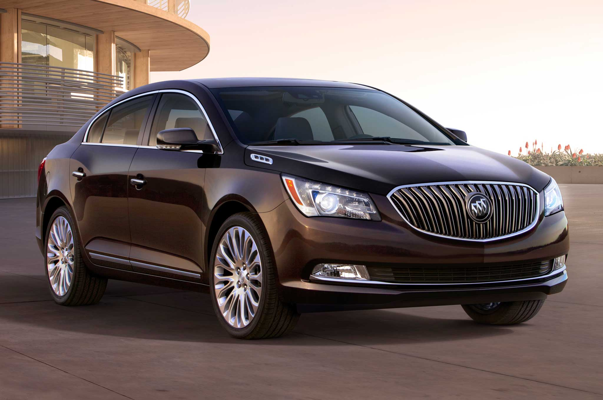 2014 Buick LaCrosse  Information and photos  ZombieDrive