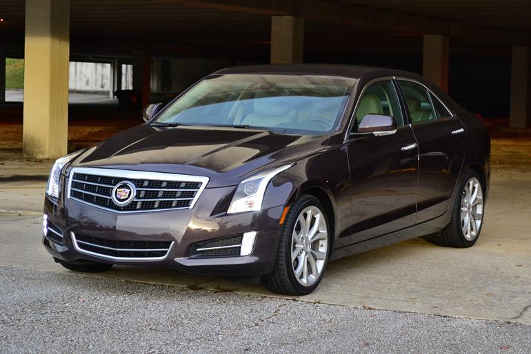 2014 Cadillac Ats Image 8