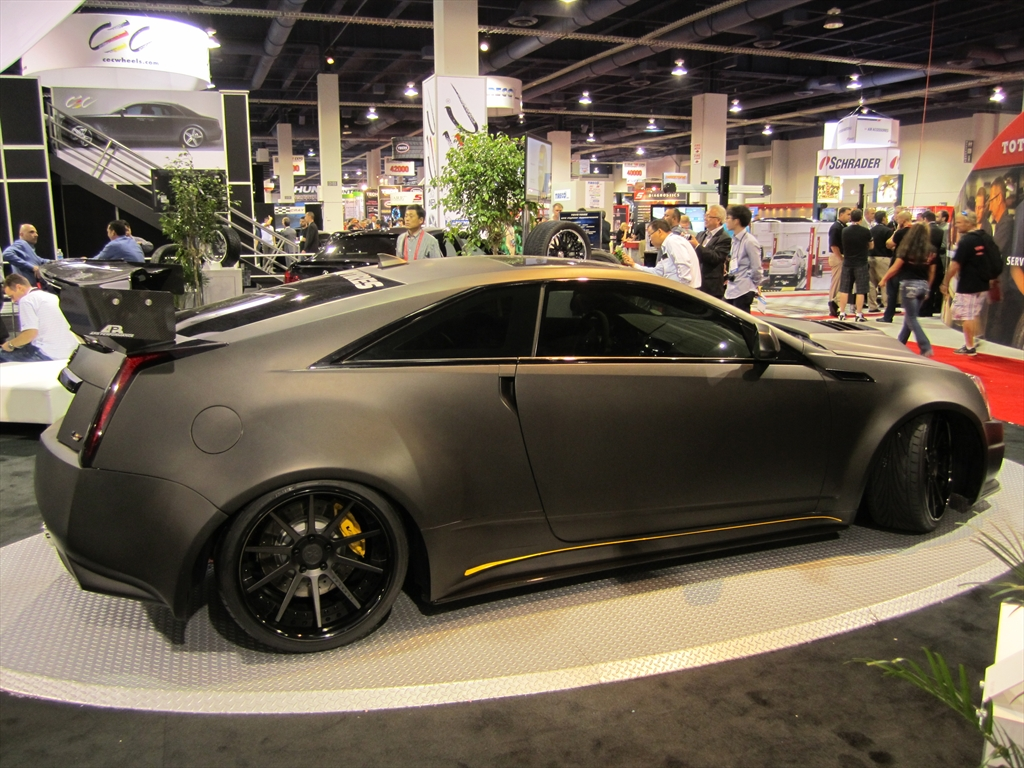 2014 Cadillac Cts V Coupe Information And Photos Zombiedrive