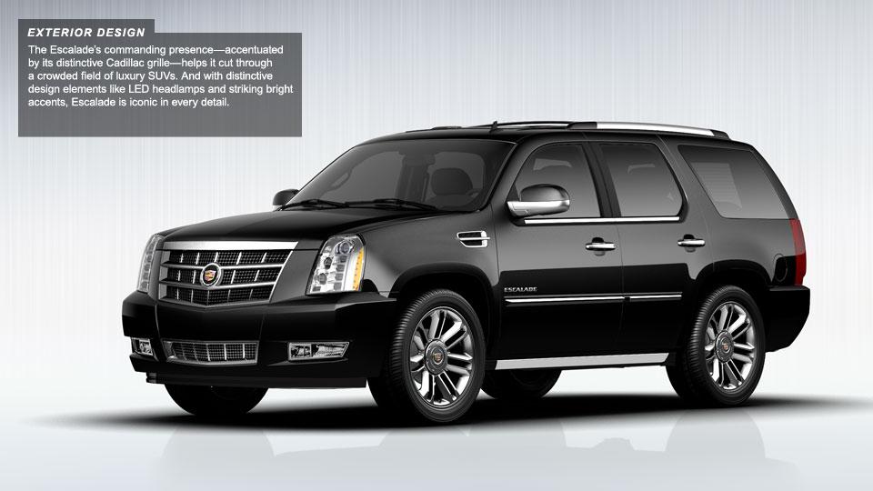 2014 Cadillac Escalade  Information and photos  ZombieDrive