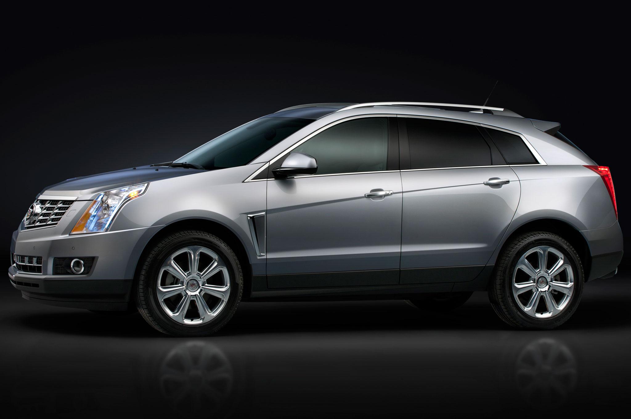 2014 Cadillac Srx Image 5