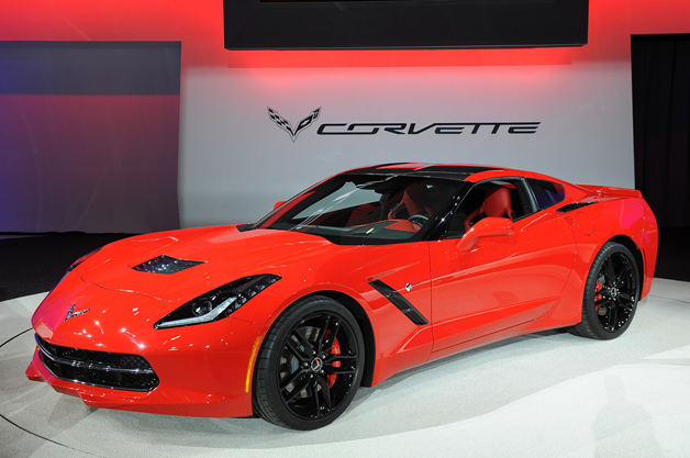 2014 Chevrolet Corvette Stingray #10