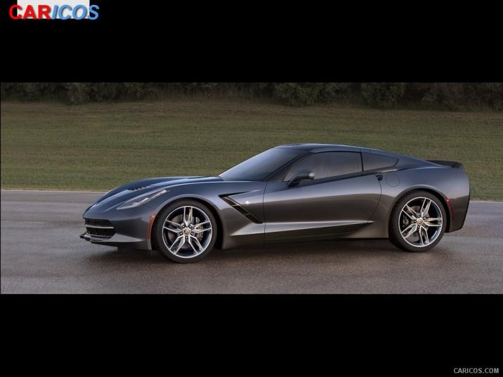 2014 Chevrolet Corvette Stingray #5