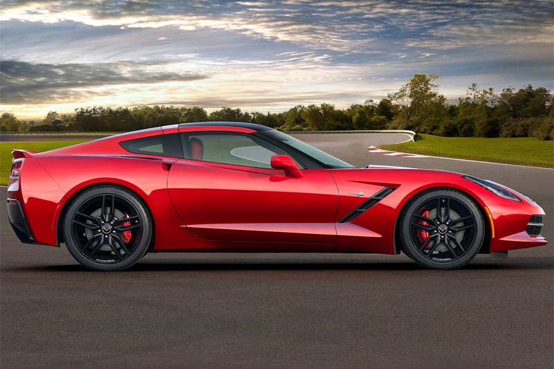2014 Chevrolet Corvette Stingray #7