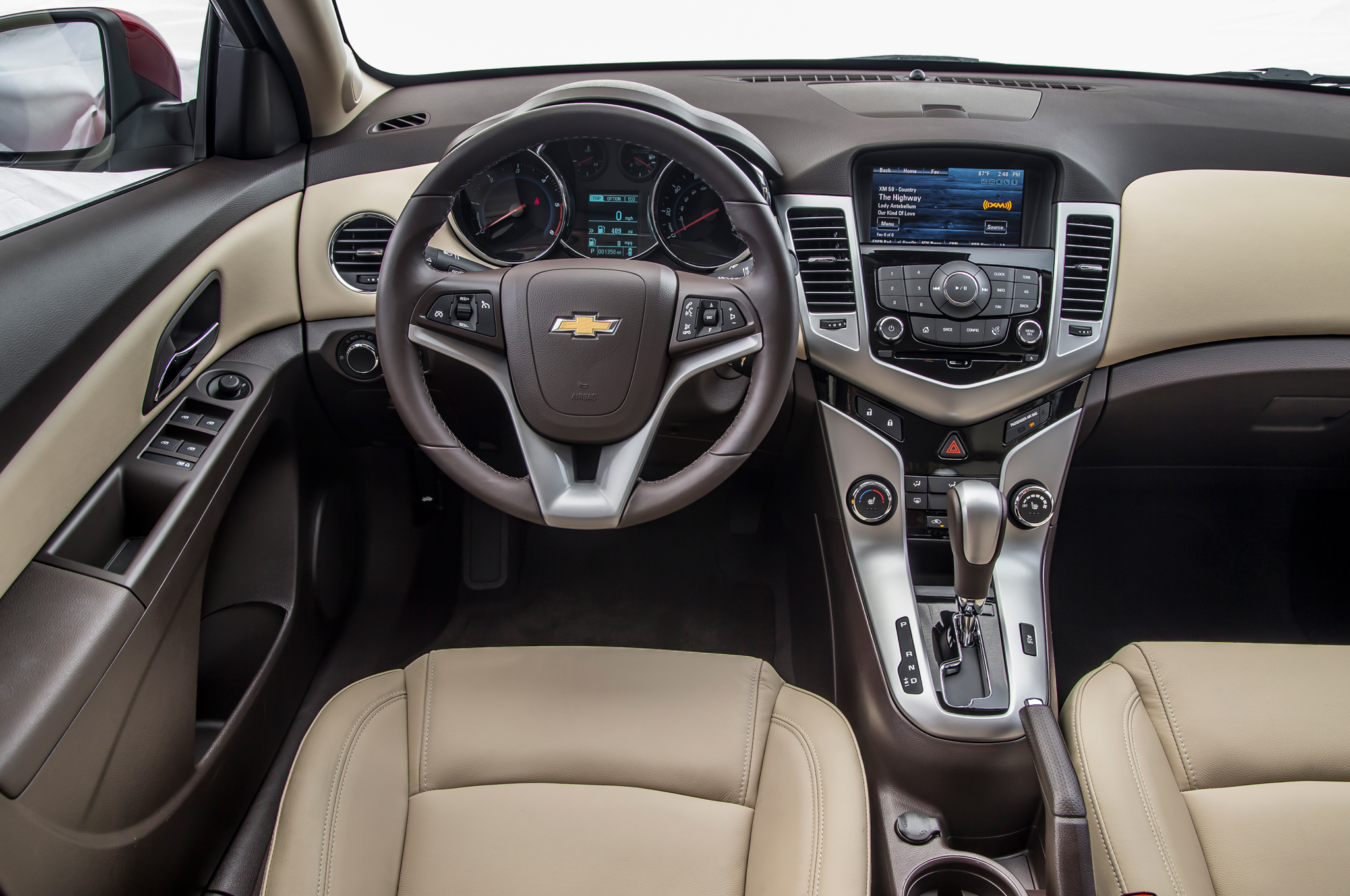 2014 Chevrolet Cruze - Information and photos - ZombieDrive