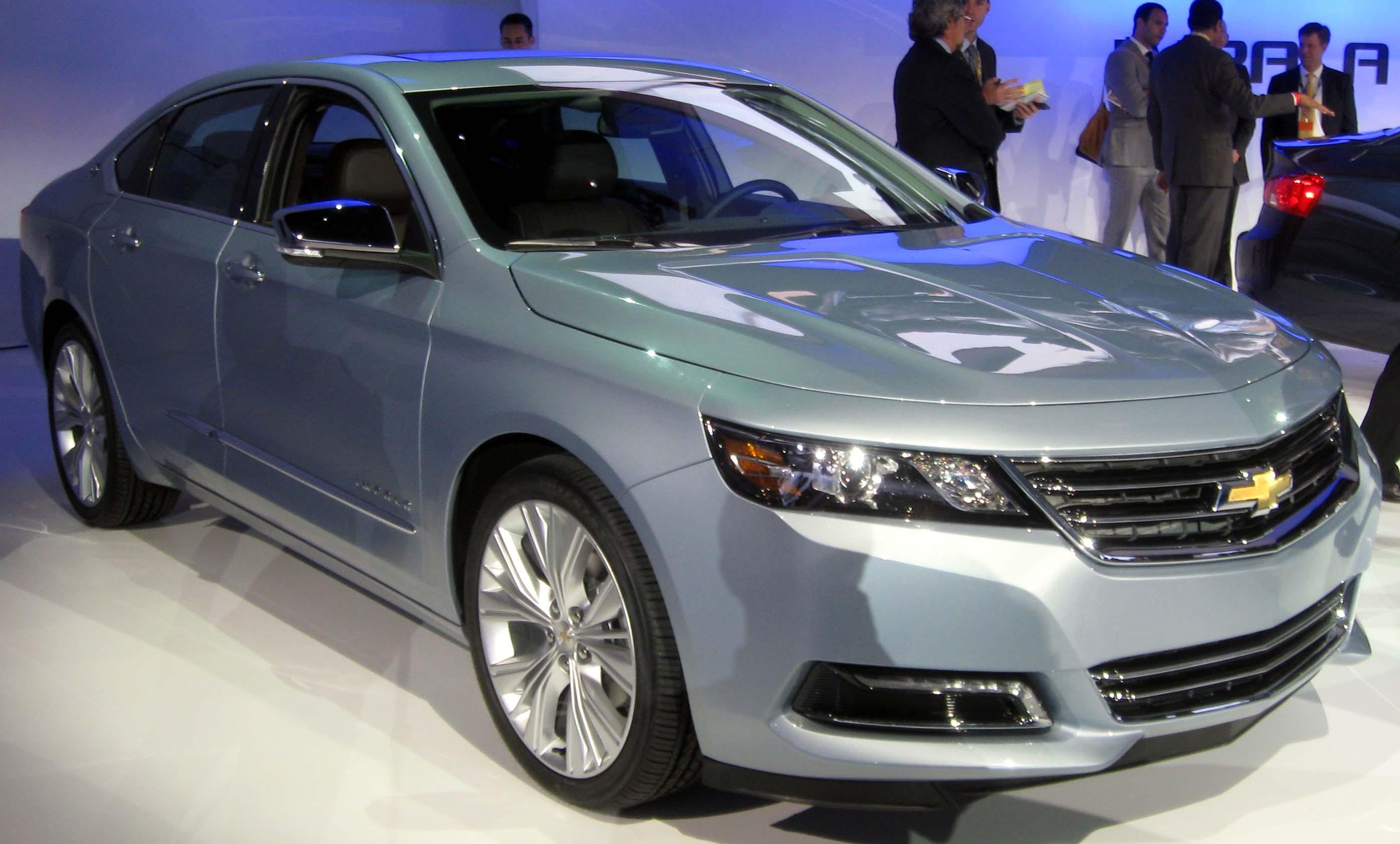2014 Chevrolet Impala Limited #3 Chevrolet Impala Limited #3
