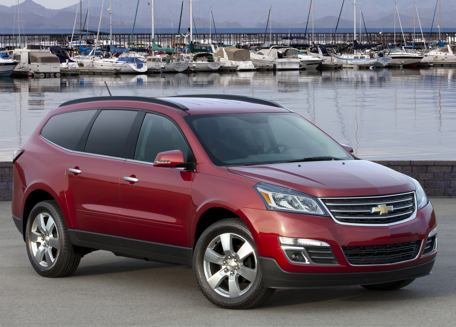 2014 chevrolet traverse information and photos zombiedrive. Cars Review. Best American Auto & Cars Review