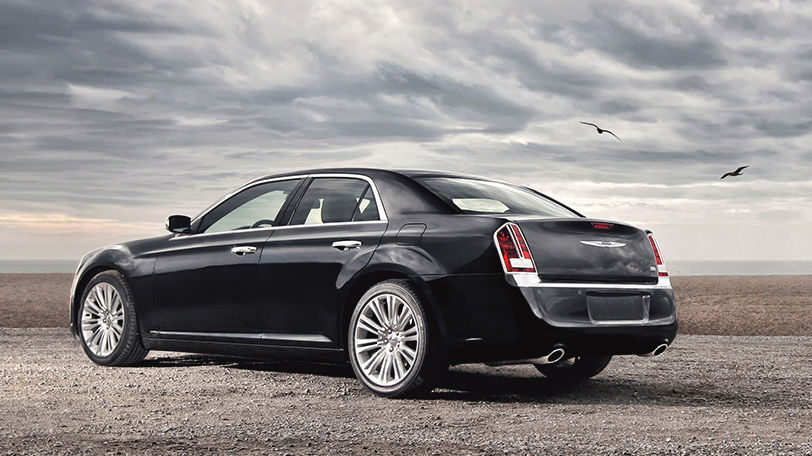 2014 Chrysler 300 #4