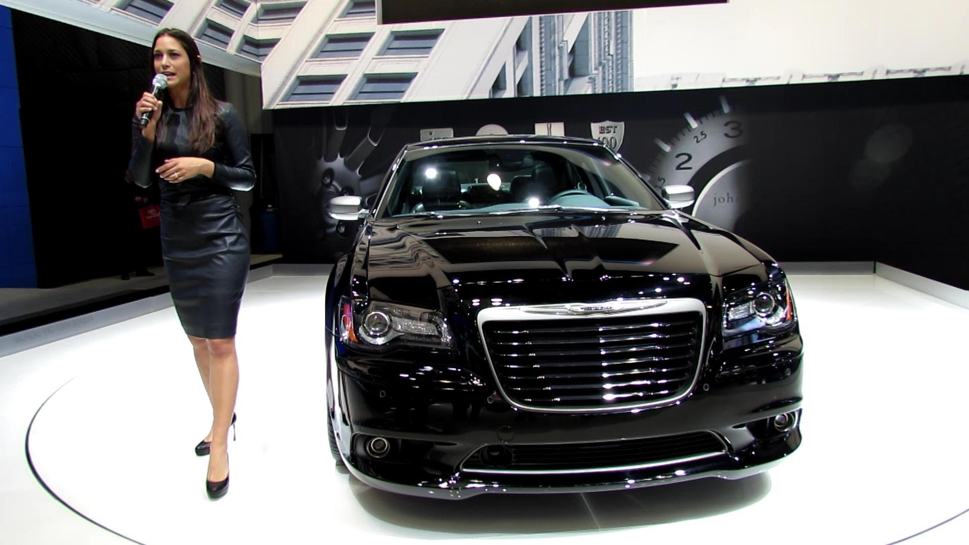 2014 Chrysler 300 #6