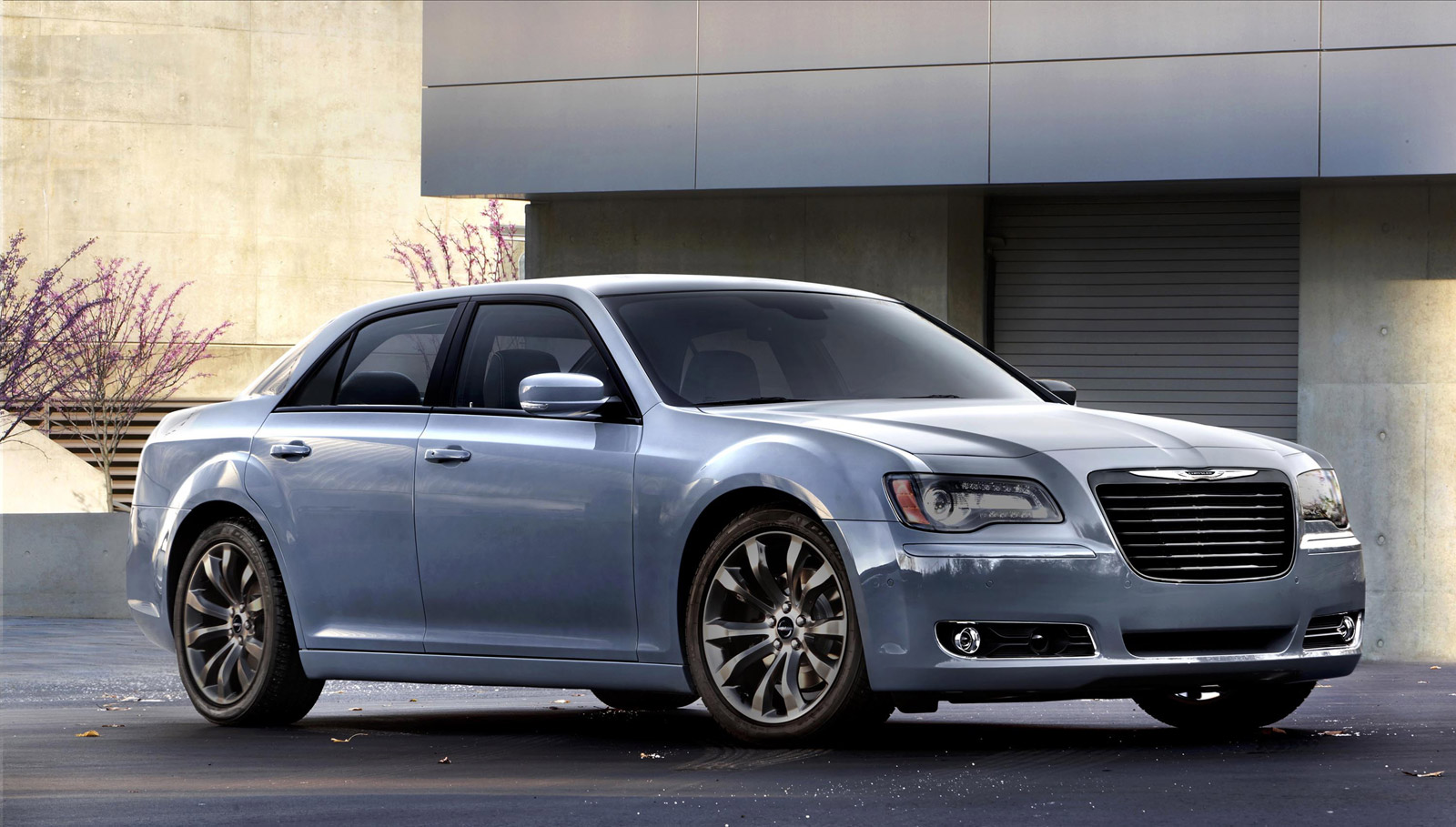 2014 Chrysler 300 #9
