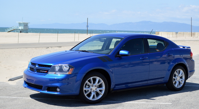 2014 Dodge Avenger  Information and photos  ZombieDrive