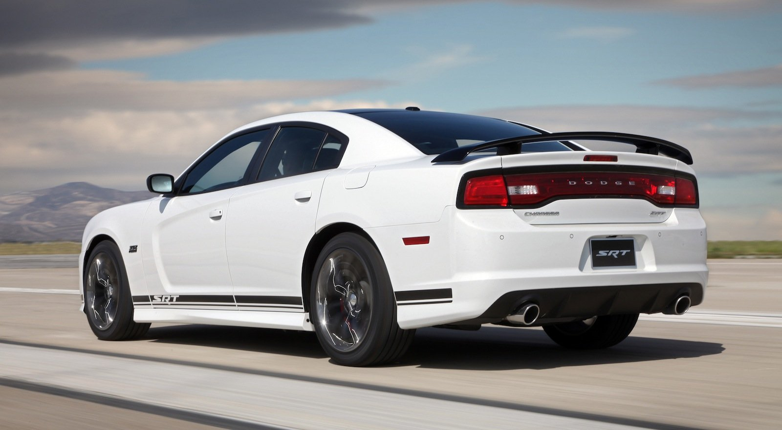 2014 Dodge Charger #4
